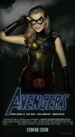 Avengers - Ms Marvel 1.1 by ALilZeker