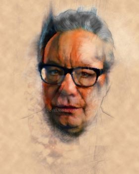 Lewis Black 1 by dovel100