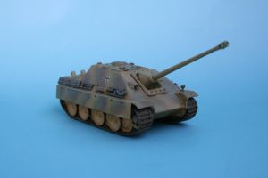 Jagdpanther Late Version by shonenred