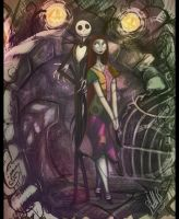 Jack and Sally 2 by StellaB