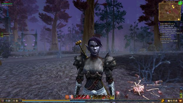 My MMORPG character part 1 EVERQUEST 2 by MathisAl1990