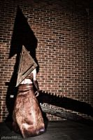 Pyramid Head Con Shoot 6 by kyphoscoliosis