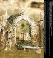 Ruins of Ivy - Stock by Thy-Darkest-Hour