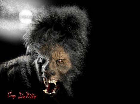 wolfman by coop--deville