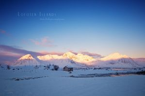 Another cold cabin by Stridsberg