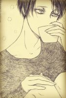 Levi. Morning. by tianmimi