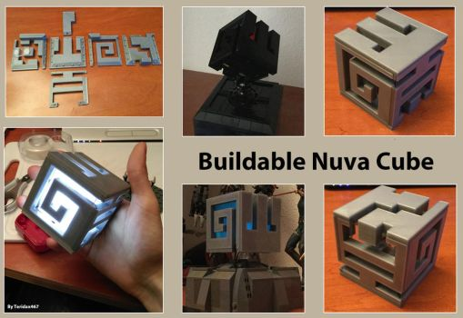 Buildable Nuva Cube by Teridax467