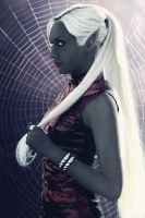 Pm 09 - Female Drow by Araiel
