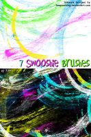Swooshie Brushes by KeepWaiting