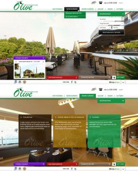 Olive Restaurant by accelerator