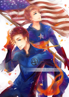 :: FREEDOM FLAME :: by Fiveonthe