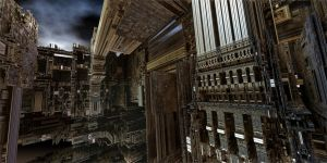 Perdition's Portico by MarkJayBee