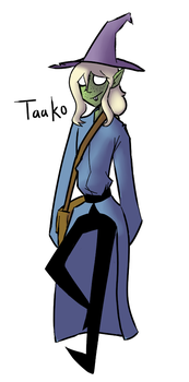 Taako by Endater