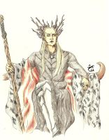 The King [Thranduil] by AloiInTheSky