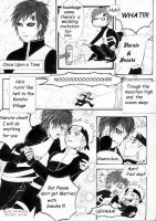 Naruto doujinshi_Wedding day by Archie-The-RedCat