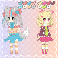 Adoptable Auction - CLOSED by Suwaboo