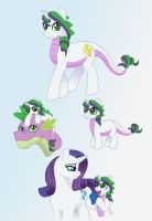 MLP - filly Filigree by merrypaws