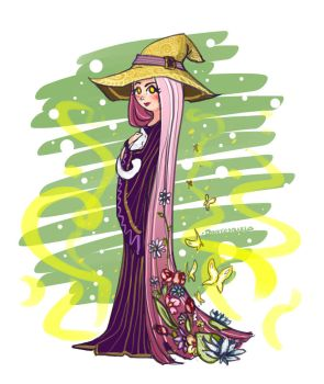 Witchsona by Danniesaurus