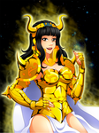 Gisel of Taurus by RikaChan3