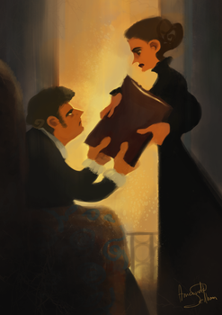 Jane Eyre by SilverFable