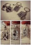 Clay Keychains by KKSlider7