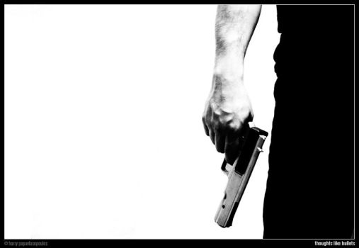 thoughts like bullets by hordel