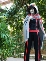 Homestuck : The Signless - Smile by Riku-Ryou
