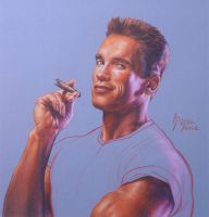 Arnold by theartyst