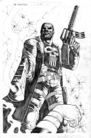 The Punisher by RubusTheBarbarian