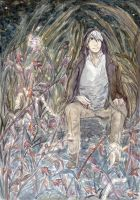 mushishi well by HydroENKI
