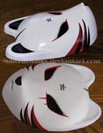 Custom ANBU mask from Naruto | COMMISSION by MajorasMasks
