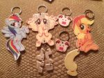 Key-Chain Commishes (prices lowered) by benybing