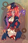 Female Dreamfinder and Figment by NoFlutter