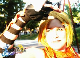 Rikku Cosplay on Final-Fantasy-Cos - DeviantArt