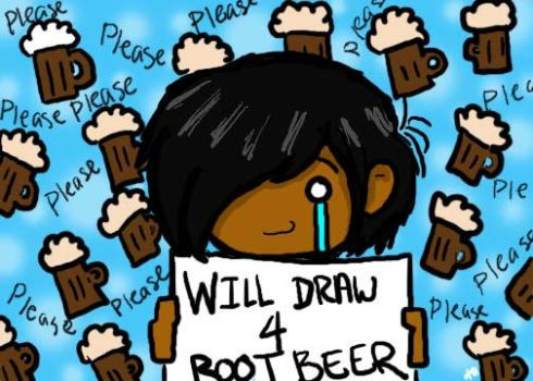 Root Beer? by turtlestalker