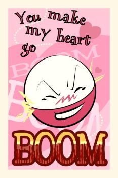 Electrode Valentine by The-Blue-Pangolin