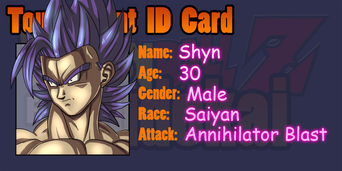 ID card Shyn by ShynTheTruth