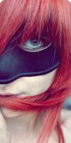 Behind the mask. by Avek