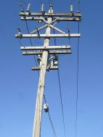 Utility Pole by dull-stock