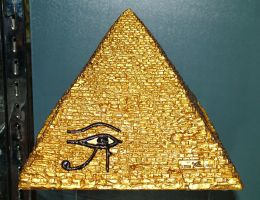 eye of the pyramid by JensStockCollection