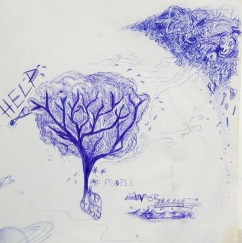 Tree of Life by SaffyreStone