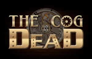 The Cog is Dead Logo by JohnMon