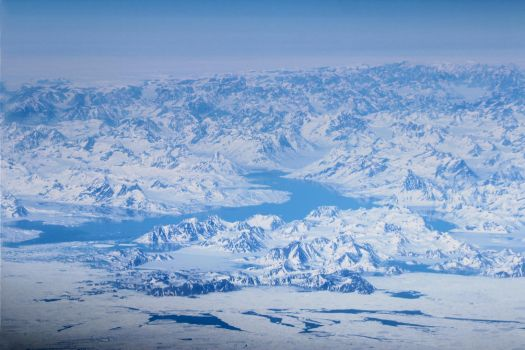 Ice from Greenland by wiingzz