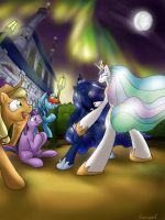 An Unexpected Party Cover by Conicer