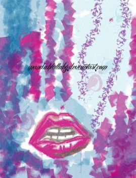 lippies. by mandahlullaby