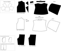 Suit Pattern for commission by Mokulen22