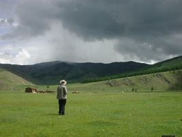 Mongolia by witoldo