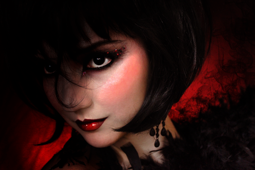 Seven Deadly Sins: Lust by KlairedeLys