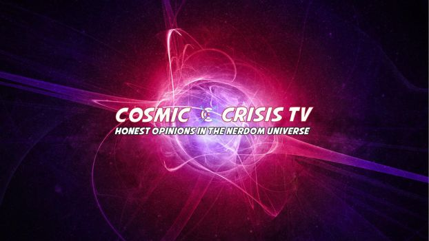 Cosmic Crisis TV Banner by cloudmoji