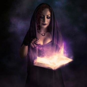 Witch by AndyGarcia666